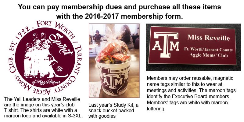 MembershipItems